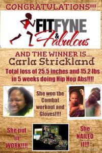 Carla the Winner